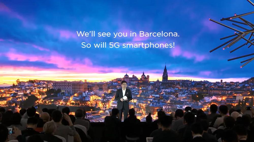 smartphone Huawei 5G