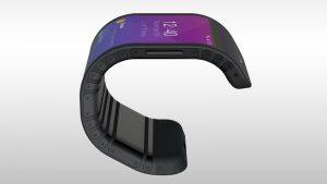 smartphone pliable lenovo