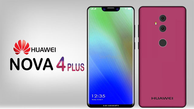 présentation huawei nova 4