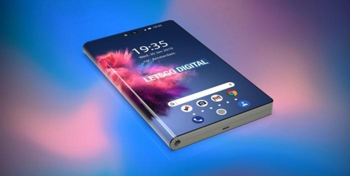 3D model of the next Huawei smartphone