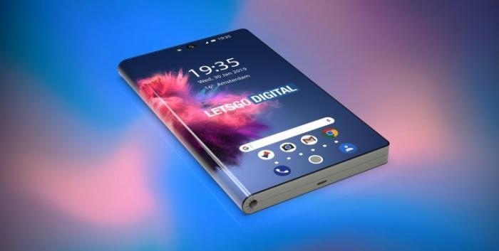 Model 3D du prochain smartphone Huawei