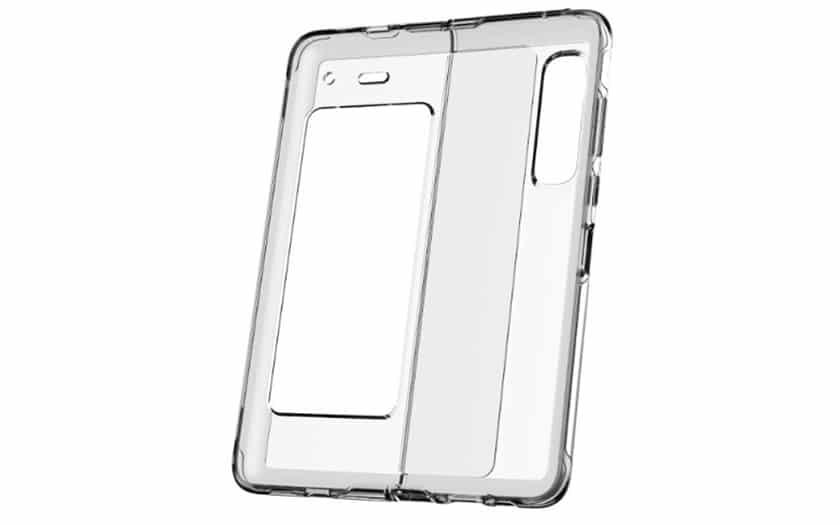 coque pour Samsung Galaxy Fold Thinfit de la marque Spigen