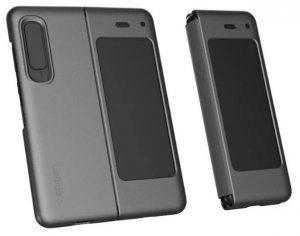 coque de protection Ultra Hybrid pour smartphone pliable Samsung Galaxy Fold